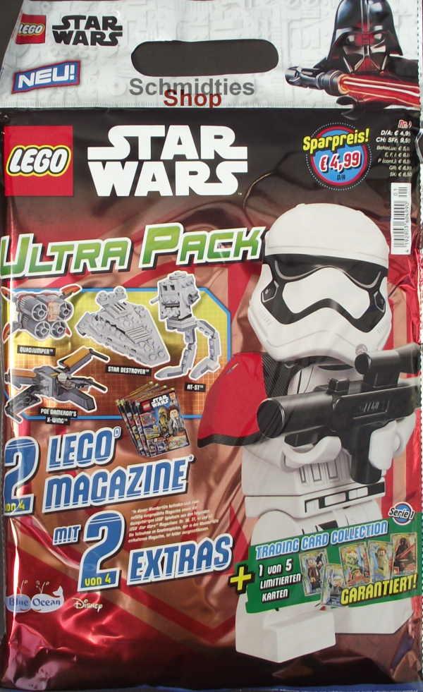 LEGO® StarWars Ultra Pack - Sonderausgabe 1/21