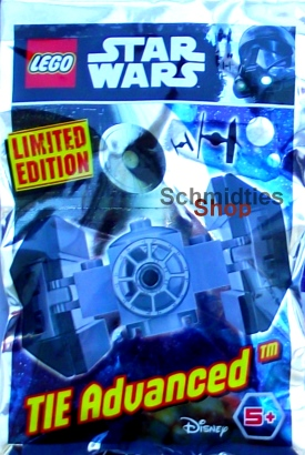 LEGO® Star Wars™ - TIE Advanced inkl. Bauplan - Limitiert