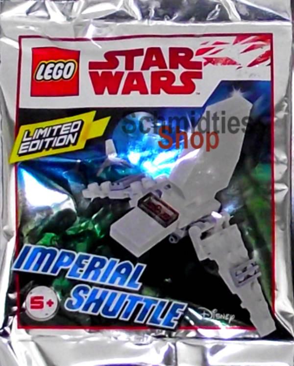 LEGO® Star Wars™ - Imperialer Shuttle inkl. Bauplan - Limitiert