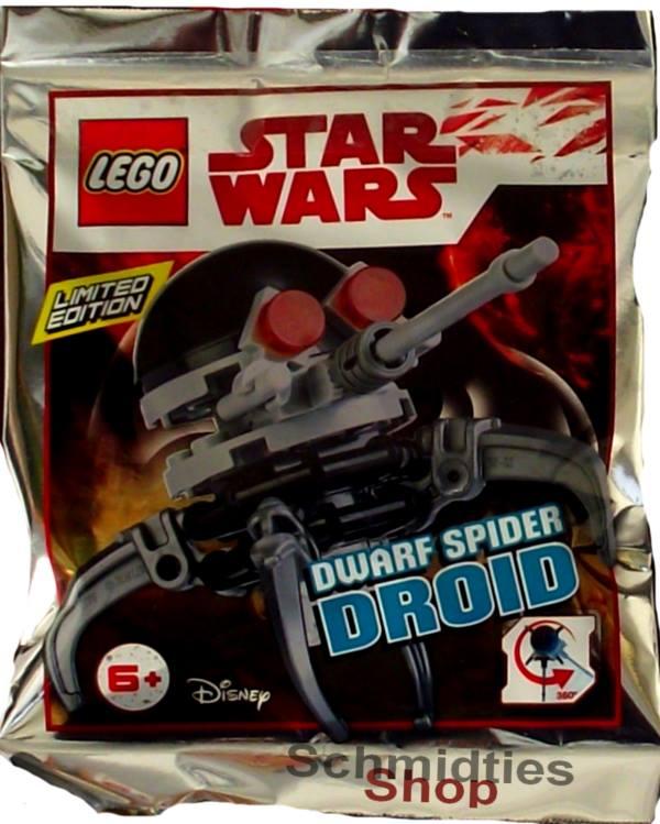 LEGO® Star Wars™ - DWARF SPIDER DROID inkl.Bauplan - Limitiert