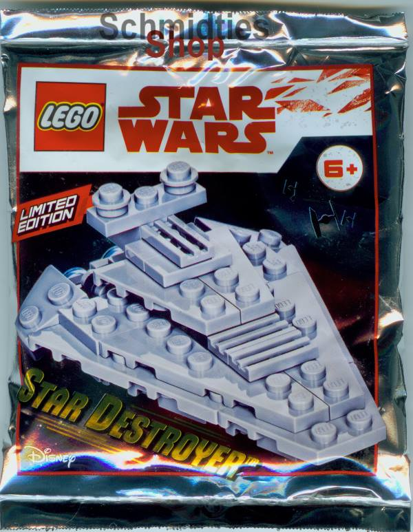 LEGO® Star Wars™ - Star Destroyer inkl. Bauplan - Limitiert