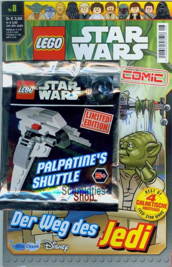 LEGO® Star Wars Comic Nr.08 - Der Weg des Jedi