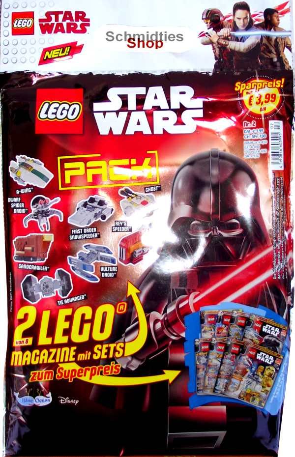 LEGO® StarWars Action Pack - Sonderausgabe 2/19