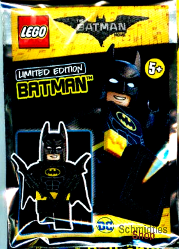 LEGO® The Batman Movie Magazin mit Minifigur Batman Nr.01/17