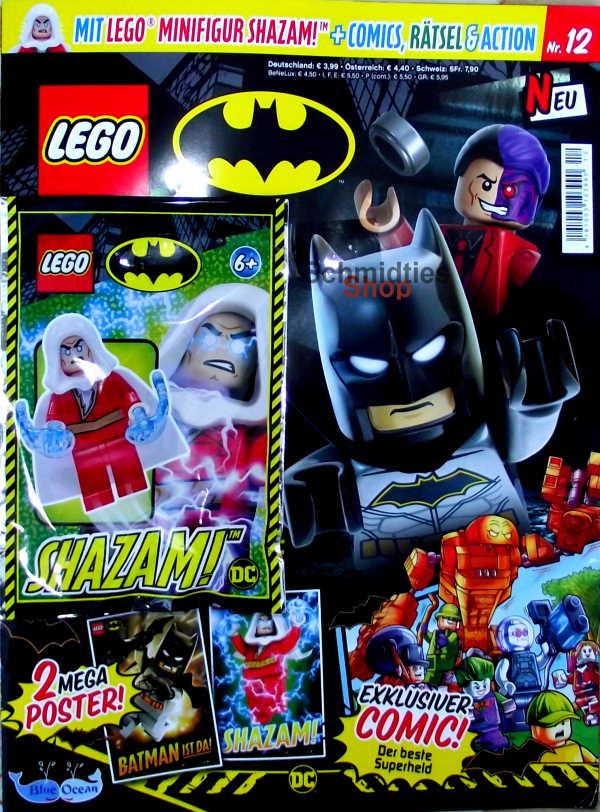 LEGO® Batman Magazin mit Minifigur SHAZAM! Nr.12/20
