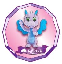 Safiras Drachen II - Funkelstein - Luftdrachen - Amaya