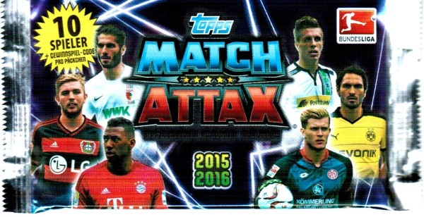 MATCH ATTAX - DISPLAY - Saison 2015/16