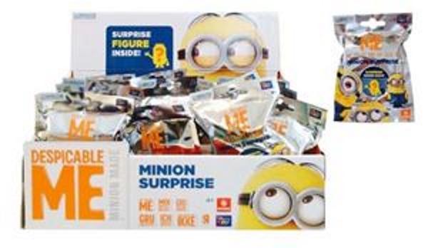 Minion Supprise - Booster Blickdicht Verpackt