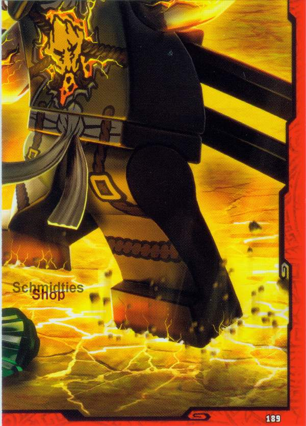 LEGO®NINJAGO Puzzlekarten - 189