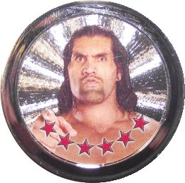 Power Chipz - Silver - The Great Khali