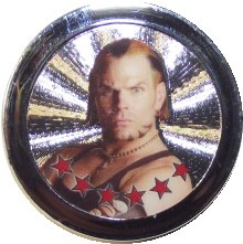 Power Chipz - Silver - Jeff Hardy