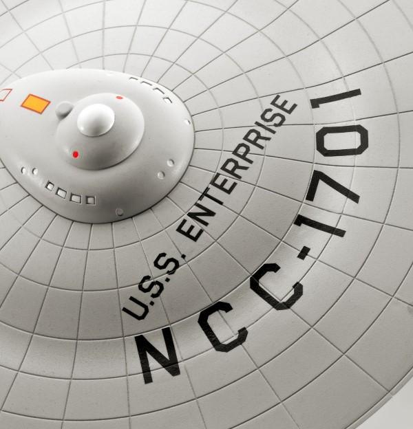 Revell® 04880 - U.S.S. Enterprises (Star Trek) - NEU/OVP