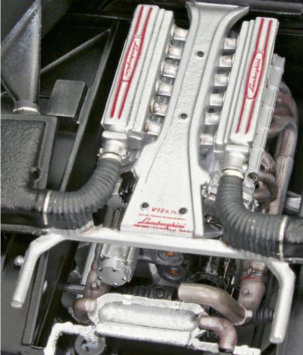 Revell® 07066 - Lamborghini Diablo VT Maßstab: 1:24 - NEU/OVP