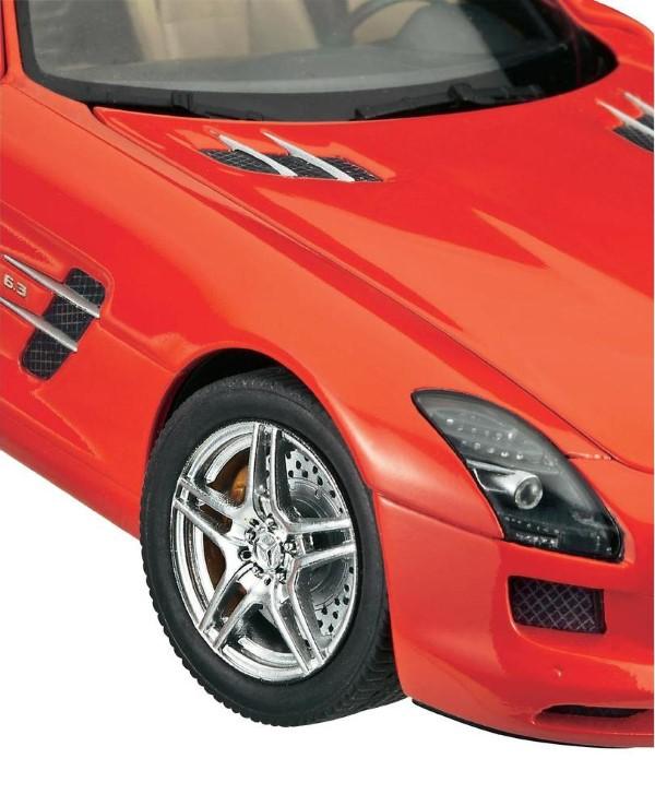 Revell® 07100 - Mercedes SLS Maßstab: 1:24 - NEU/OVP