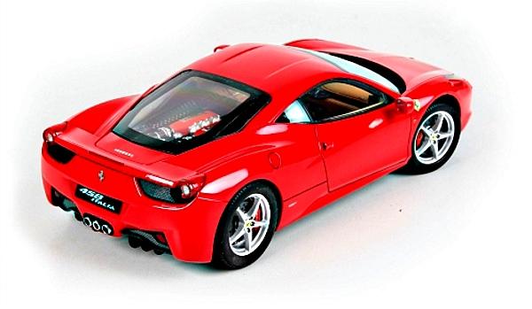 Revell® 07141 - Ferrari 458 Italia Maßstab: 1:24 - NEU/OVP
