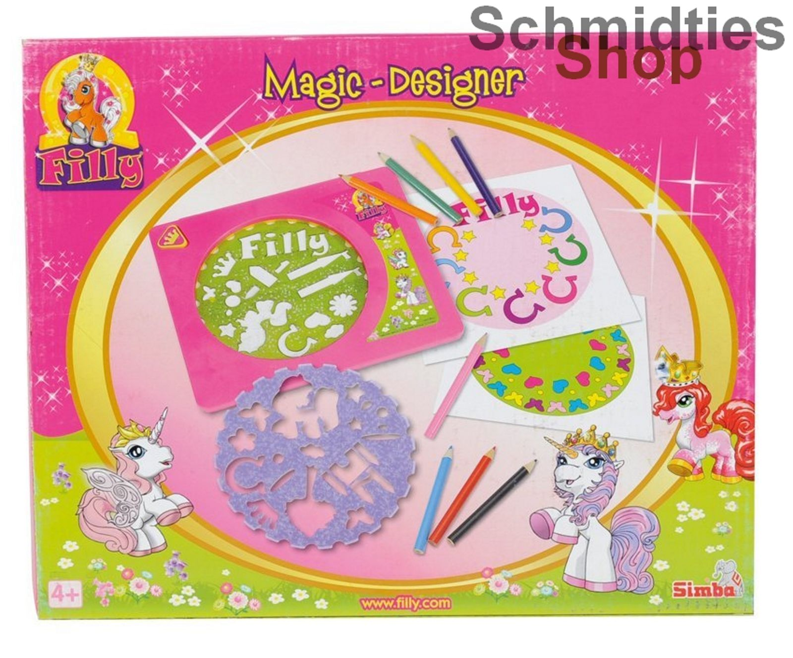 Filly World Zubehör - Magic Designer