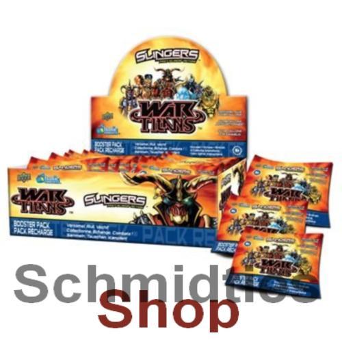Slingers - War Titans - Boster