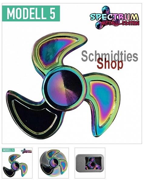 Fidget Spinner - Spectrum Weltall Edition Modell 4
