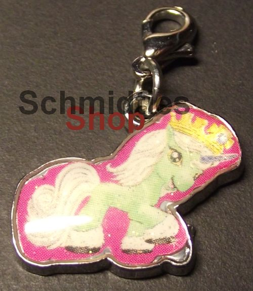 Filly Unicorn - Anhänger - Charms - 13 - Squeak