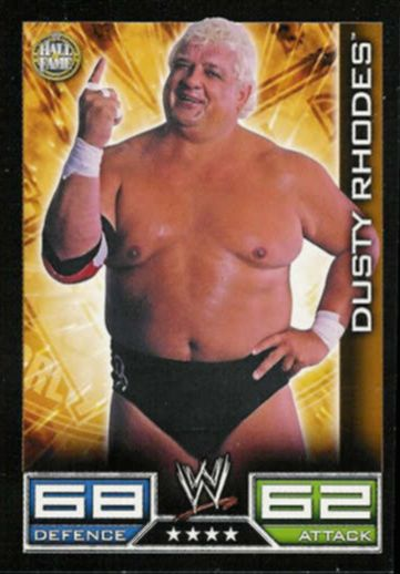 Hall of Fame - 4 Stars - Dusty Rhodes