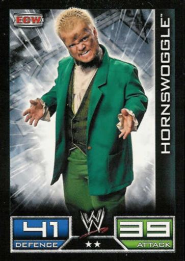 ECW - 2 Stars - Hornswoggle