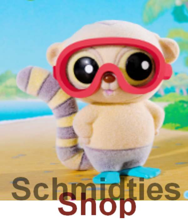 YooHoo and Friends Beach - Serie 1 - N°03 - Roodee