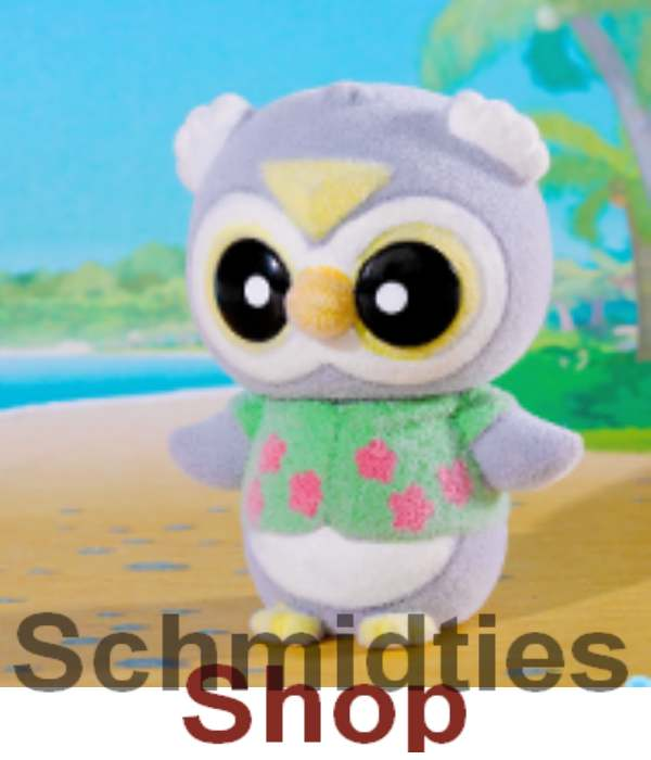 YooHoo and Friends Beach - Serie 1 - N°07 - Loonee