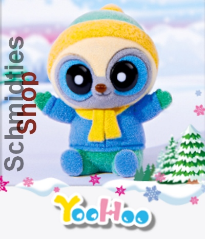YooHoo and Friends - Snowees - Serie 1 - N°01 - YooHoo