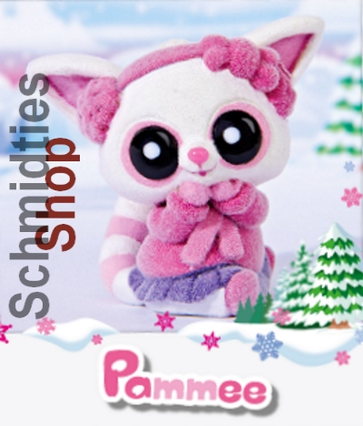YooHoo and Friends - Snowees - Serie 1 - N°02 - Pammee