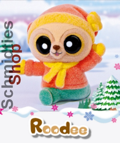 YooHoo and Friends - Snowees - Serie 1 - N°03 - Roodee