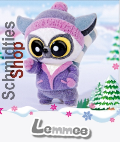 YooHoo and Friends - Snowees - Serie 1 - N°04 - Lemmee