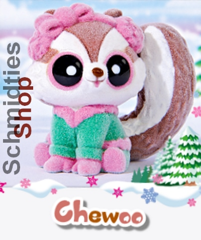 YooHoo and Friends - Snowees - Serie 1 - N°05 - Chewoo