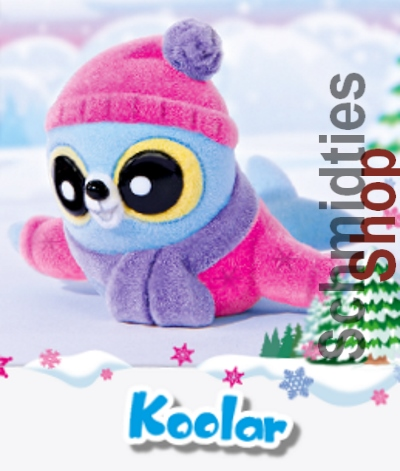 YooHoo and Friends - Snowees - Serie 1 - N°06 - Koolar