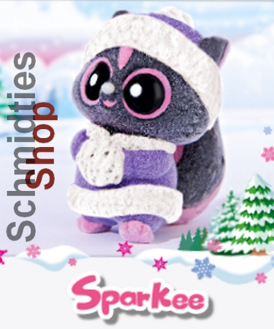 YooHoo and Friends - Snowees - Serie 1 - N°08 - Sparkee