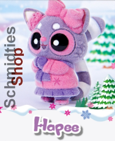 YooHoo and Friends - Snowees - Serie 1 - N°09 - Hapee