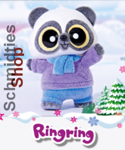 YooHoo and Friends - Snowees - Serie 1 - N°10 - Ringring