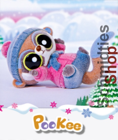 YooHoo and Friends - Snowees - Serie 1 - N°11 - Pookee