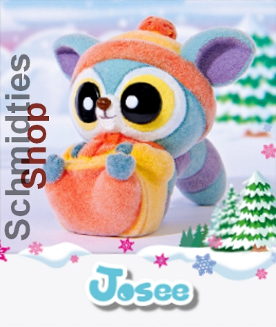 YooHoo and Friends - Snowees - Serie 1 - N°12 - Josee