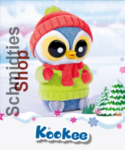 YooHoo and Friends - Snowees - Serie 1 - N°13 - Kookee