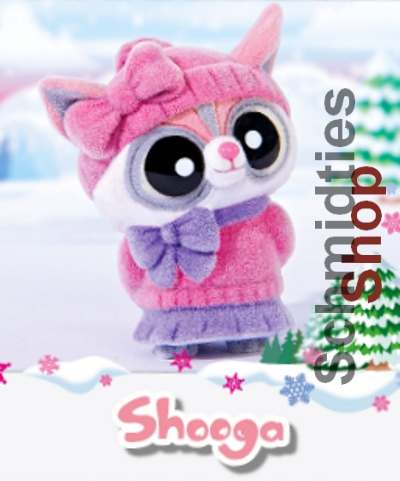 YooHoo and Friends - Snowees - Serie 1 - N°14 - Shooga