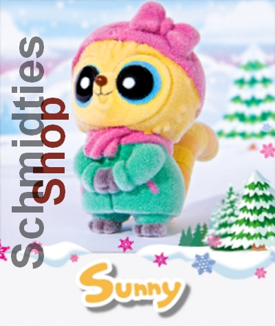 YooHoo and Friends - Snowees - Serie 1 - N°15 - Sunny