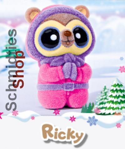 YooHoo and Friends - Snowees - Serie 1 - N°17 - Ricky