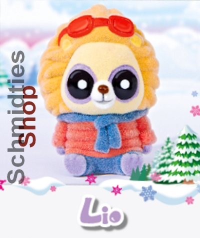 YooHoo and Friends - Snowees - Serie 1 - N°18 - Lio