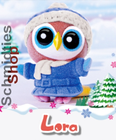 YooHoo and Friends - Snowees - Serie 1 - N°20 - Lora