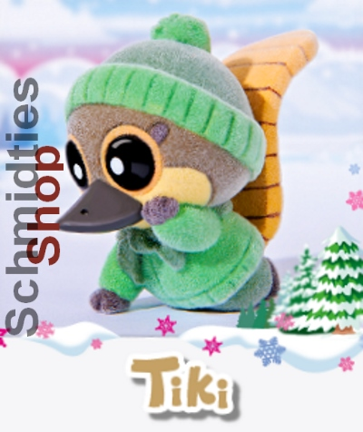 YooHoo and Friends - Snowees - Serie 1 - N°21 - Tiki