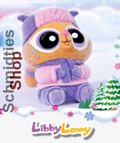 YooHoo and Friends - Snowees - Serie 1 - N°22 - LibbyLenny