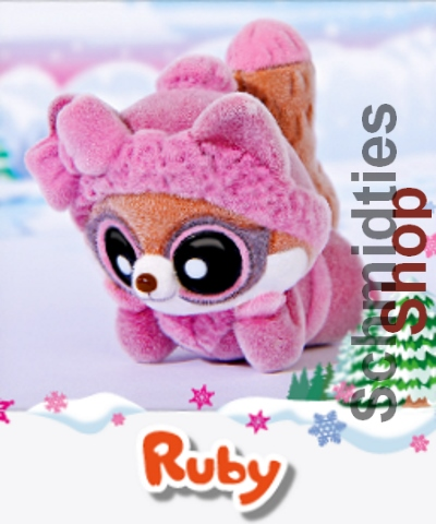 YooHoo and Friends - Snowees - Serie 1 - N°23 - Ruby