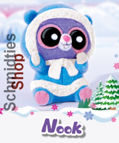 YooHoo and Friends - Snowees - Serie 1 - N°25 - Ca