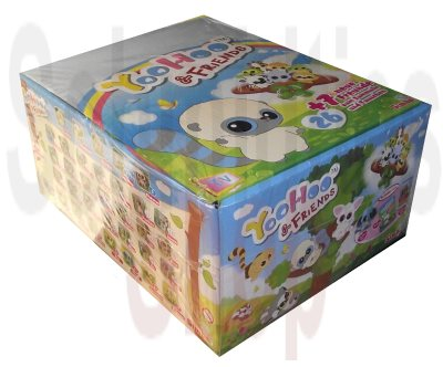 YooHoo & Friends - 52er Display - Serie1 - Neu & OVP