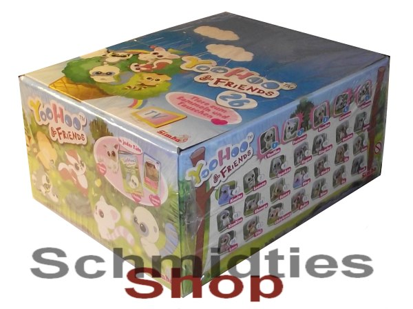 YooHoo & Friends - 48er Display - Serie1 - Neu & OVP